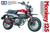 Tamiya - 1/12 - Honda Monkey 125 (Plastic Model Kit) - Cover