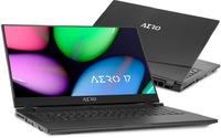 Gigabyte AERO 17 i7-9750H 16GB RAM 512GB SSD nVidia GeForce GTX 1660Ti 6GB LG 144Hz 17.3 Inch FHD Notebook - Black