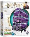 Harry Potter - Knight Bus 3D Puzzle (280 Pieces)