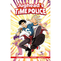 Jughead's Time Police - Sina Grace (Paperback)