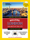 National Geographic Walking Guide: London 3rd Edition - Sara Calian (Paperback)