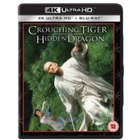 Crouching Tiger, Hidden Dragon (4K Ultra HD + Blu-Ray)