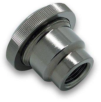 EKWB EK-AF G1//4 FillPort Black Nickel