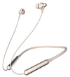 1More - Stylish Dual Driver Bluetooth In-Ear Headphones - Gold