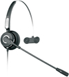 Fanvil HT101 Noise-Cancellation Monaural Headset with Microphone - Black