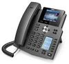 Fanvil X4 Colour Screen IP Phone - Black (No PSU)