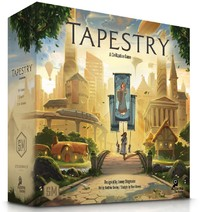 Tapestry (Board Game) - Cover