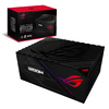 ASUS - ROG Thor 1200W Platinum Power Supply Unit stands out with Aura Sync and an OLED display