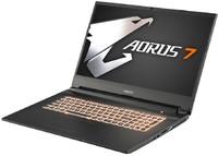 Gigabyte - AORUS 7 i7-9750H 8GB RAM 256GB SSD + 1TB HDD GTX 1650 4GB Win 10 Pro 17.3 inch 144Hz FHD IPS Panel Notebook
