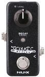 NUX Mini Core Series Oceanic Electric Guitar Digital Reverb Effects Pedal (Black)