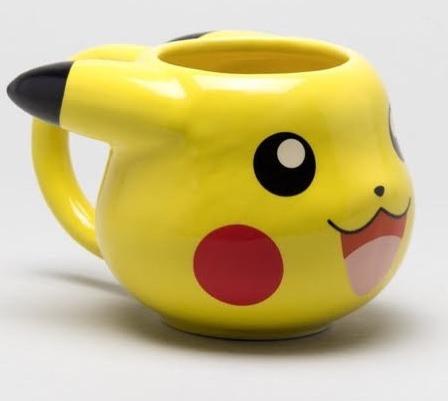 Pokémon - Pikachu - 3D Shaped Mug