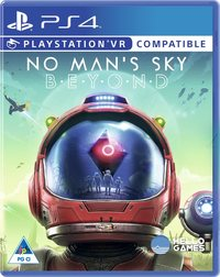 No Man's Sky: Beyond (PS4) - Cover
