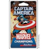 Marvel Champions: The Card Game - Captain America Hero Pack (Card Game)