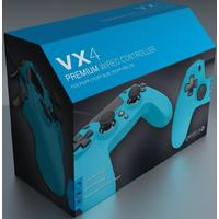 Gioteck - VX4 Wired Controller - Blue (PS4)