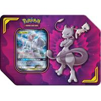 Pokémon TCG - Power Partnership Tin - Mewtwo & Mew-GX (Trading Card Game)