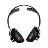 Superlux HD651 Circumaural Closed-Back Over-Ear Headphones (Black)