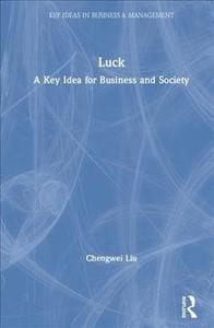 Luck - Chengwei Liu (Hardcover) - Cover