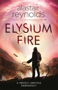 Elysium Fire - Alastair Reynolds (Paperback) - Cover