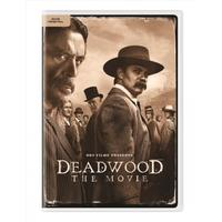Deadwood: the Movie (Region 1 DVD)