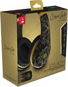 Stealth - Multiformat Abstract Classic Gold Stereo Gaming Headset - Black (PC/Gaming)