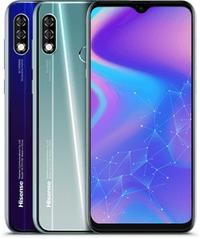 Hisense Infinity H30 6.5 Inch 128GB Smartphone - Blue - Cover