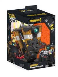 Cable Guy - Borderlands 3 Claptrap - Phone & Controller Holder - Cover