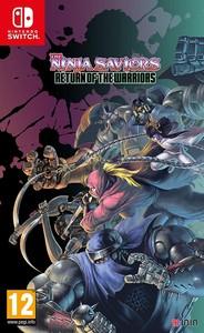 The Ninja Saviors: Return of the Warriors (Nintendo Switch) - Cover