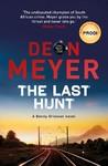 The Last Hunt - Deon Meyer (Trade Paperback)