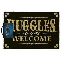 Harry Potter - Muggles Welcome Door Mat