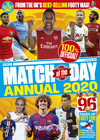 Match of the Day Annual 2020 (Hardcover)