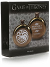Game of Thrones - Mother of Dragons (Round Boxed) (Hip Flask)