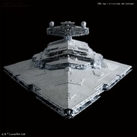 Bandai - 1/5000 - Star Wars - Star Destroyer (Plastic Model Kit) - Cover