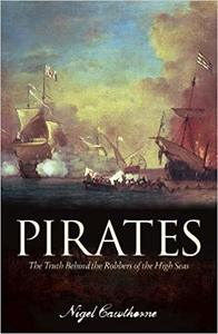Pirates - Nigel Cawthorne (Paperback) - Cover