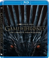 Game of Thrones - Season 8 (Blu-ray) - Cover