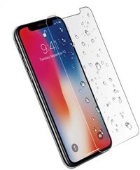 Tuff-Luv 6D 9H Full-Screen Tempered Glass Screen Protection for Apple iPhone 11 Pro - Clear - Cover