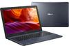 ASUS X543MA Intel N4000 4GB RAM 128GB SSD 15.6 Inch HD Notebook - Star Grey