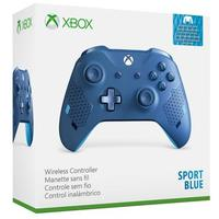 Microsoft - Xbox One Wireless Controller - Sports Blue Special Edition