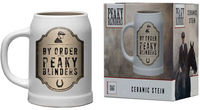 Peaky Blinders - By Order (Ceramic Stein)
