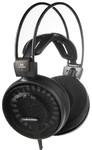 Audio Technica ATH-AD500X High-Fidelity Open-Back On-Ear Headphones (Black)