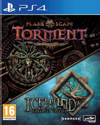 Planescape: Torment & Icewind Dale - Enhanced Edition (PS4) - Cover