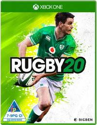 Rugby 20 (Xbox One) - Cover