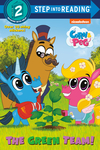 Corn & Peg Step Into Reading (Corn & Peg) - Random House (Paperback)