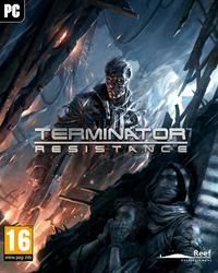 Terminator: Resistance (PC) - Cover