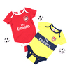 Arsenal - 2pk Bodysuit 2019/20 (0-3 Months)