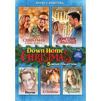 Down Home Christmas Collection: 5 Films (Region 1 DVD)