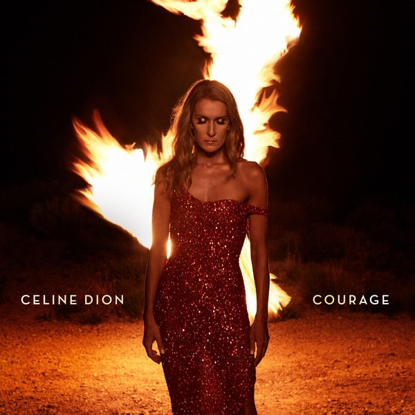 Celine Dion - Courage (CD)