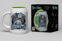 Rick and Morty - Get Schwifty Ceramic Stein Mug (600ml)