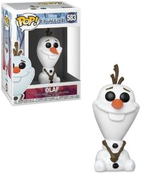 Funko Pop! Disney - Frozen II - Olaf Pop Vinyl Figure - Cover