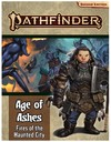 Pathfinder: Second Edition - Age of Ashes - Fires of the Haunted City (Role Playing Game)