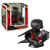 Funko Pop! - Star Wars Episode IX: The Rise of Skywalker - Supreme Leader Kylo Ren Deluxe Pop Vinyl Figure - Cover